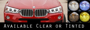 15-18 BMW X4 Headlight Protection Kit