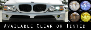 04-06 BMW X5 Fog Light Protection Kit