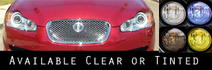 09-11 Jaguar XF and XFR Headlight Protection Kit