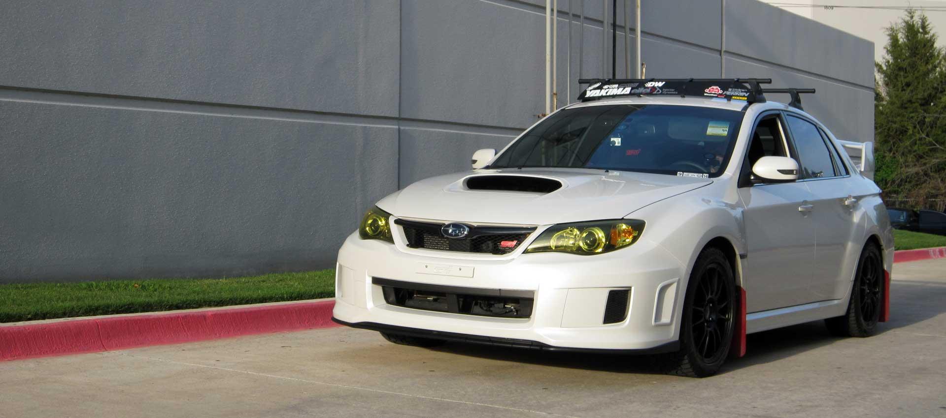 Headlight Armor , GT Racing Yellow Headlight and Fog Light Kits