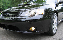Subaru Legacy GT Yellow Headlight Protection Kit