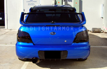 Subaru WRX STI Dark Smoke Taillight