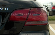 BMW 3 Series Convertible Light Smoke Taillight