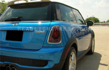 MINI Cooper S Light Smoke Taillight