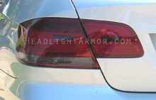 BMW 3 Series Coupe Light Smoke Taillight