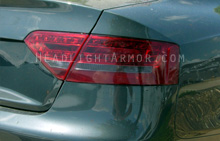 Audi A5 Light Smoke Taillight