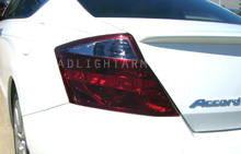 Honda Accord Coupe Light Smoke Taillight