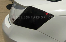 Honda Accord Coupe Dark Smoke Taillight