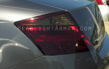 Honda Accord Coupe Smoke Taillight