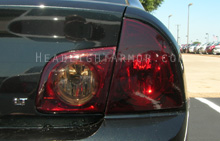 Chevrolet Malibu Smoke Taillight
