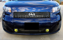 Scion xB GT Yellow Fog Light Protection Kit