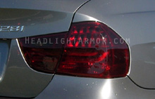 BMW 3 Series Sedan Smoke Taillight