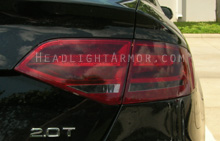 Audi A4 Light Smoke Taillight