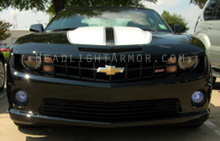 Chevrolet Camaro HID Blue Fog Light Protection Kit