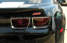 Chevrolet Camaro RS Light Smoke Taillight