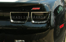 Chevrolet Camaro RS Dark Smoke Taillight
