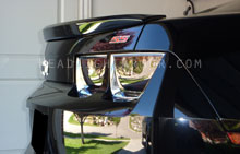 Chevrolet Camaro STI Dark Smoke Taillight