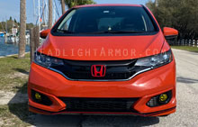 Honda Fit GT Yellow Headlight Protection Kit