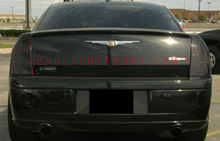 Chrysler 300C Dark Smoke Taillight