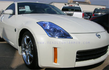 Nissan 350Z HID Blue Headlight Protection Kit