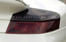 Light Smoke Taillight Kit