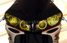 Yamaha R1 GT Yellow Headlight Protection Kit