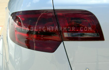 Audi A3 Light Smoke Taillight