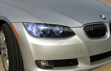 BMW 335i Coupe HID Blue Headlight Protection Kit