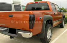 Chevrolet Colorado Smoke Taillight