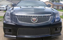 Cadillac CTS-V Light Smoked Headlight Protection Ki