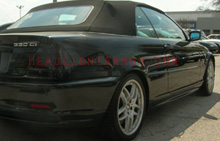 BMW E46 Coupe Smoke Taillight