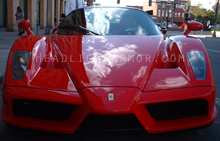 Ferrari Enzo Clear Headlight Protection Kit