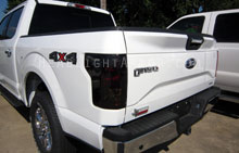 Ford F150 Dark Smoke Taillight