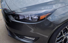 Ford Focus Light Smoked Headlight Protection Ki