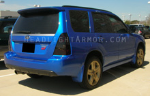 Subaru Forester Dar Smoke Taillight
