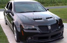 Pontiac G8 Smoked Headlight Protection Kit