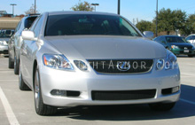 Lexus GS430 Clear Headlight Protection Kit