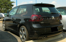 VW GTI Smoke Taillight