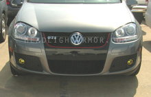 Volkswagen Golf GTI V GT Yellow Fog Light Protection Kit