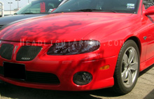 Pontiac GTO Light Smoked Headlight Protection Kit