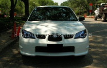 Subaru Impreza HID Blue Headlight Protection Kit