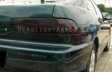 Acura Integra Smoke Taillight