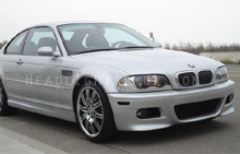 BMW M3 Clear Headlight Protection Kit