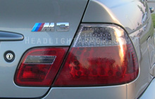 BMW M3 Light Smoke Taillight
