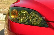 Click for GT Yellow Headlight Protection Kit Install Gallery