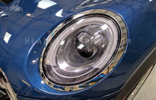 MINI Cooper S Light Smoked Headlight Protection Ki