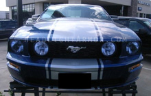 Ford Mustang GT HID Blue Headlight Protection Kit