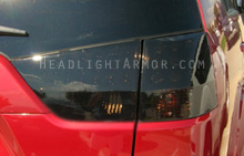 Mitsubishi Outlander Dark Smoke Taillight