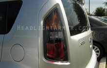 Kia Soul Light Smoke Taillight