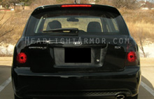 Kia Spectra5 Dark Smoke Taillight
